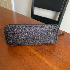 kate spade Bags - Kate Spade ♠️ Small Dome Cosmetic Bag Black NWT!